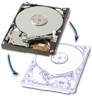 How to clone hard drive to new hard drive